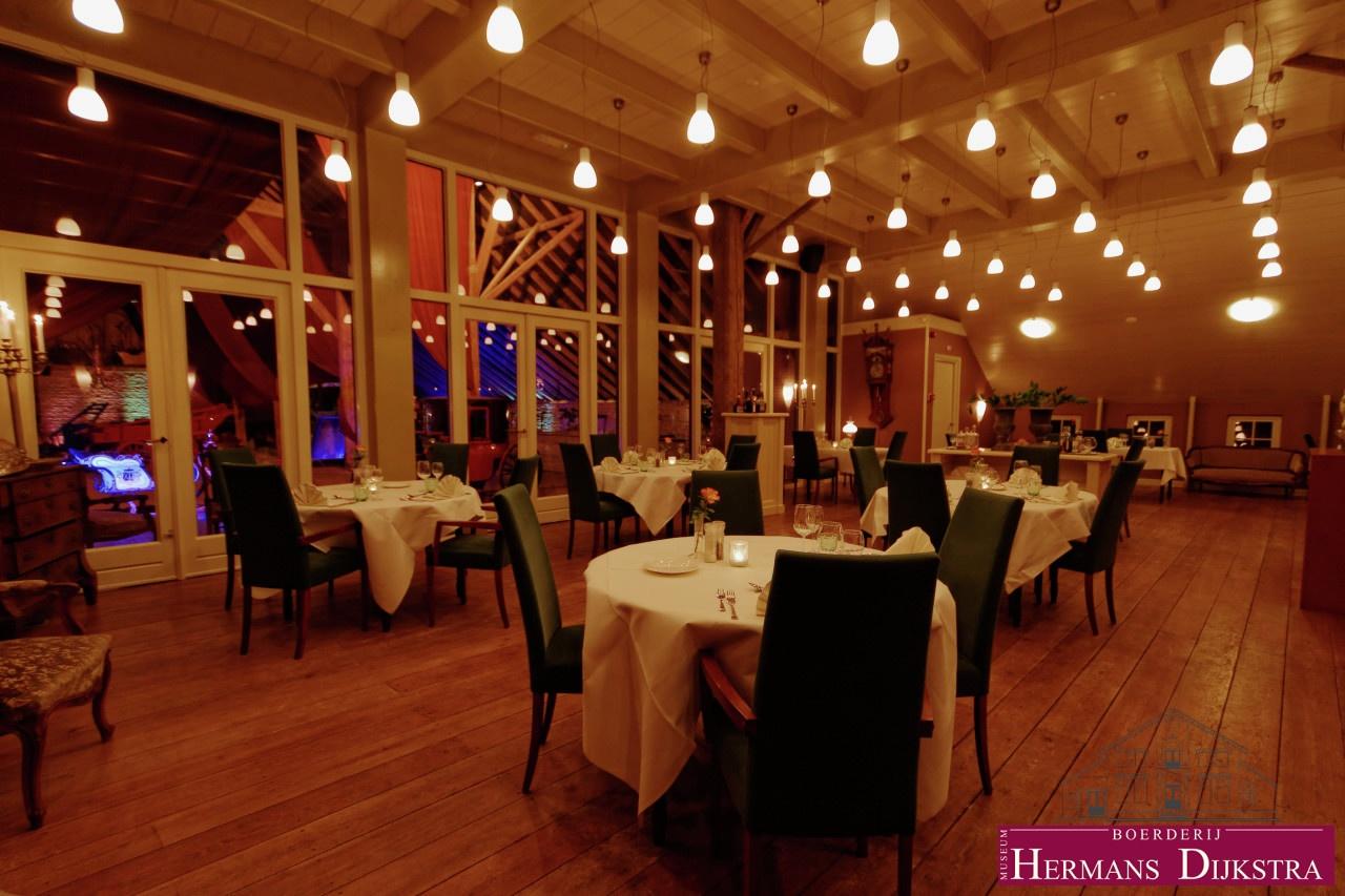 restaurant midwolda winschoten groningen boerderij hermans dijkstra